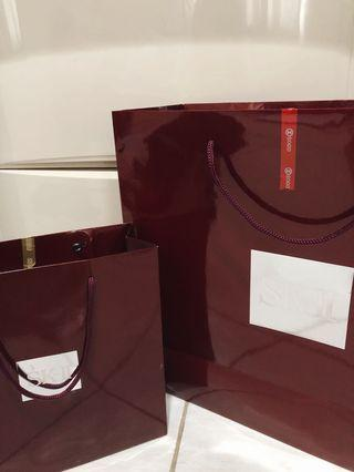 SK-II Authentic Paper Bag