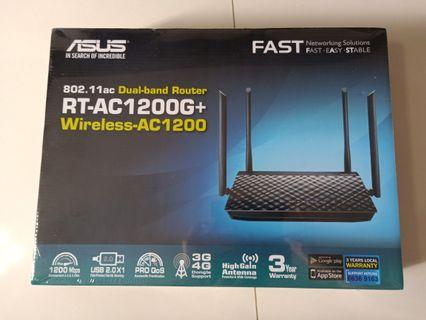 🚚 Asus Router