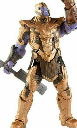 {LOOKING FOR}THANOS RIGHT ARM AND TORSO BAF MARVEL LEGENDS AVENGERS ENDGAME