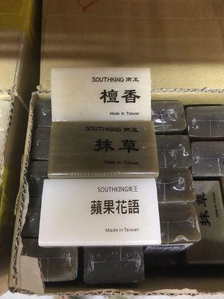 🚚 便宜賣❗️❗️❗️檀香、抹草、蘋果花語皂