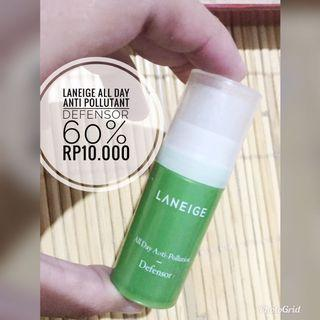 Laneige Anti Pollutant Daily Defensor