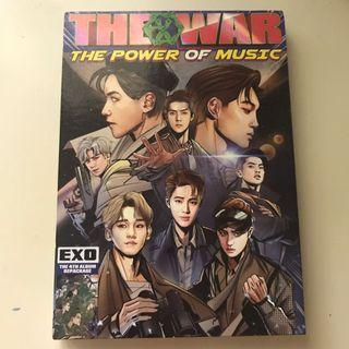 EXO THE POWER OF MUSIC ALBUM
