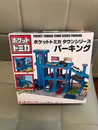 Tomica 停車場模型(已完成品)