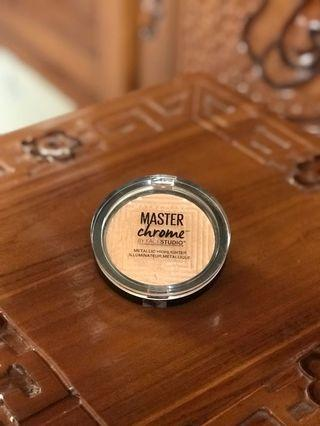 MAYBELLINE MASTER CHROME MOLTEN GOLD