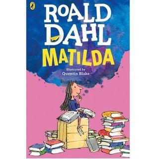 Matilda - By Roald Dahl