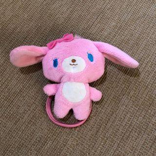 Karet Rambut Pink