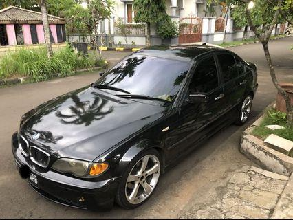 BMW E46 facelift 2002 318i