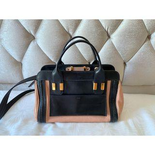 Chloe - The Alice Small Leather Tote Bag