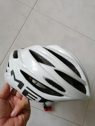 Met forte helmet
