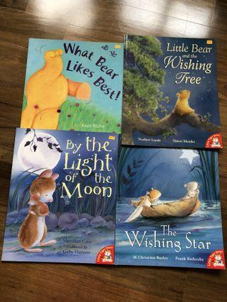 Children story books - assorted english titles