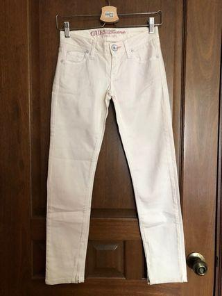 GUESS Cream Jeans