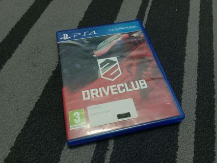 PS4 DRIVECLUB (R2)