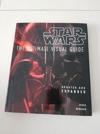 🚚 Star Wars - The Ultimate Visual Guide
