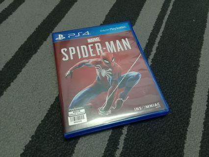PS4 SPIDERMAN (ALL)