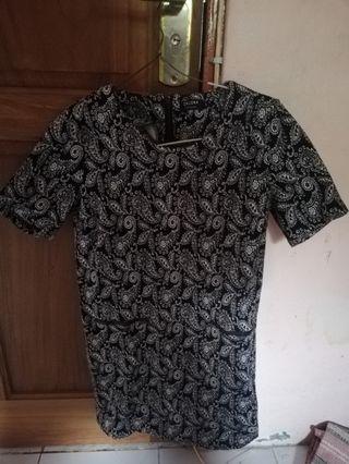 Zalora's Mini Dress