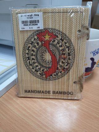 Vietnam note book