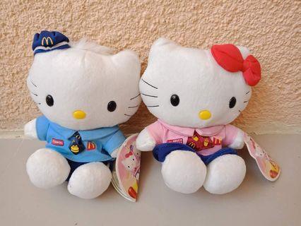 Hello Kitty CSA uniform Dear Daniel Managers Uniform Couple Stuff Toys