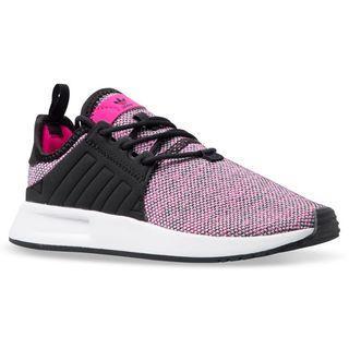 Adidas purple sneakers