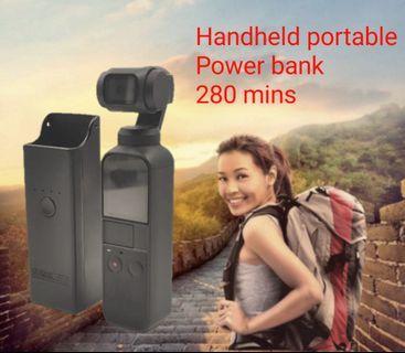 Handhelp power bank for DJI osmo pocket