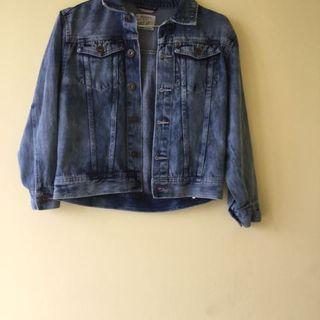 Kid Denim Jacket
