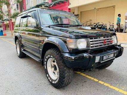 PAJERO 2.8 auto diesel