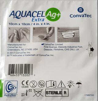 Convatec Extracel Ag+