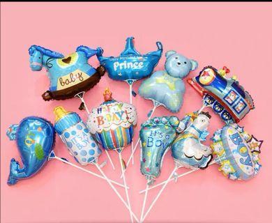Birthday Balloon Baby Boy Brand New