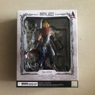 Bring Arts Cloud Strife Another Form Variant Final Fantasy Square Enix