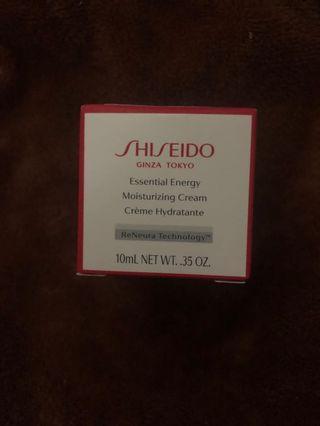 Shiseido essential energy cream