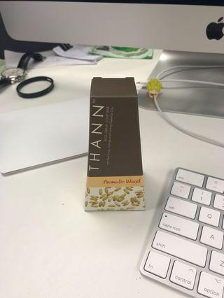 THANN Aromatic Wood Soap Bar 100g