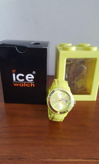 Jam tangan ICE Yellow