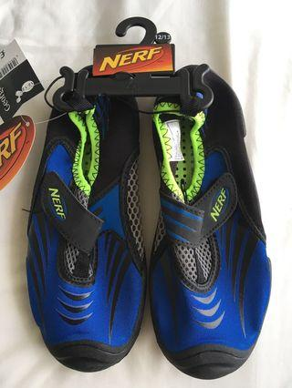 Nerf boys pool/water shoes from England