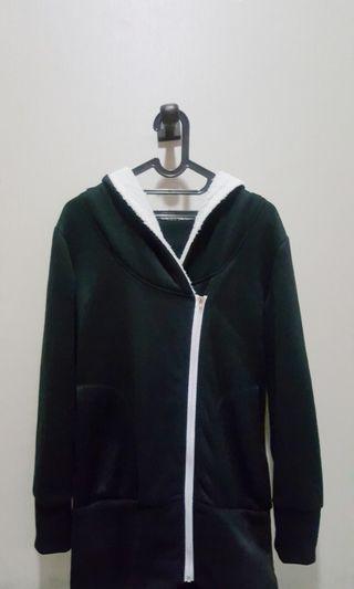FREE ONGKIR jaket hitam stylish