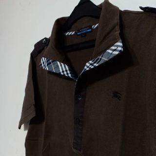 Burberry Polo Tshirt