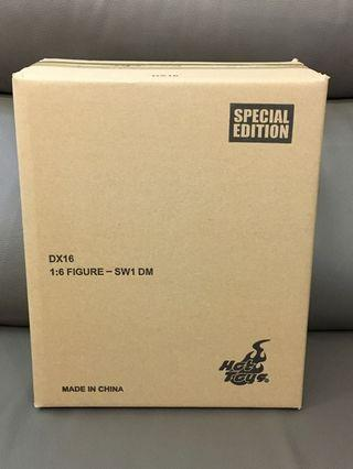 全新連保養 Hot Toys DX16 特別版 Darth Maul Special Edition with Bonus Part