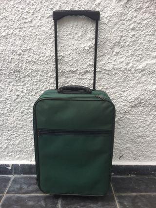 Used luggage