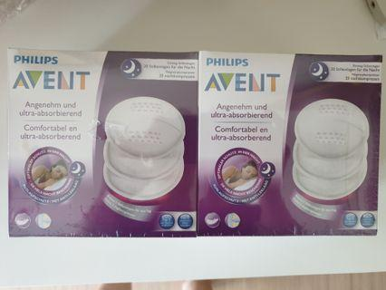 🚚 Philips Avente Disposable Breast Pads