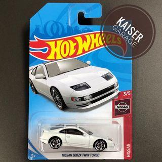 Hot Wheels : Nissan 300ZX Twin Turbo