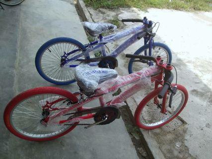 Edisi Baru bicycle lajak 20 in.