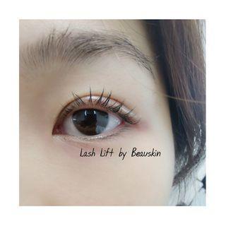 🚚 Eyelash lift