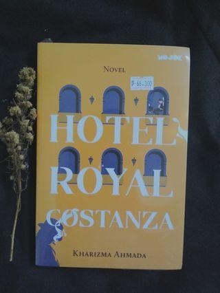 Novel Mojok Hotel Royal Costanza
