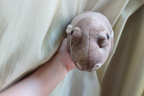 Boneka badak