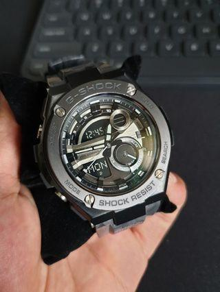 G Shock GSteel Watch
