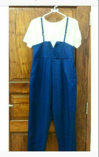 Real Picture Jumpsuits Vanisimo Bahan Adem