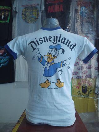 Vtg ring donald duck