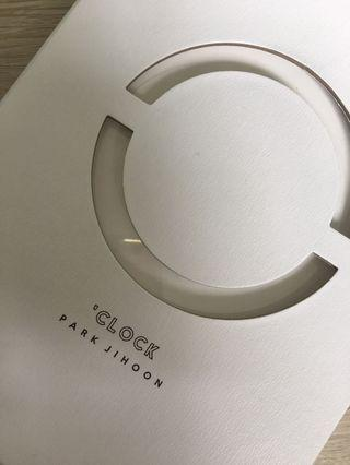 🚚 jihoon o'clock album