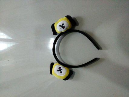 Chimmy Bt21 Headband
