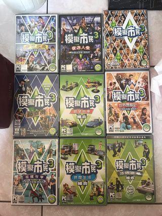 🚚 【PC GAME】模擬市民3 全系列