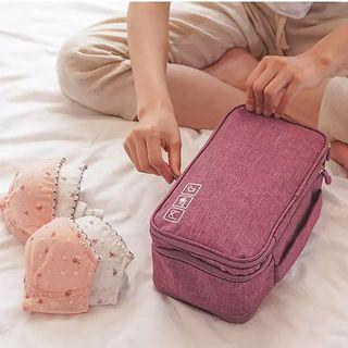 Little Travel Pouch - FGR541  Design/Color: as attach photo  Size: 12*27*14.5cm  Suitable for inner wear and socks