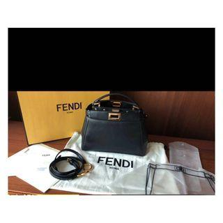 Fendi Mini Peekaboo and Defender